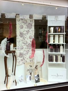7 Best Salon Spotlight Images Visual Display Window Displays