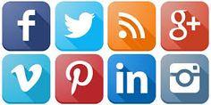 loghi social - Cerca con Google