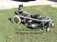 How to Build A Remote Control RC Lawn Mower, Full Color Instruction Plans