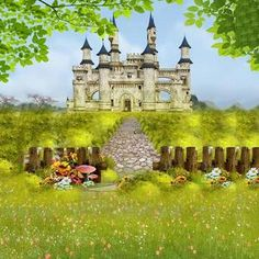 We have a dedicated customer service staff to provide you with excellent pre-sale, sale and after-sales service, will provide you with a good environment for the purchase. Background For Photography, Photography Backdrops, Castle Backdrop, Good Environment, Fairytale Castle, Types Of Lighting, The Good Place, Woodland, Spring