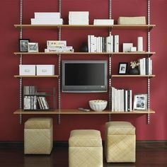 How to Build Your Own Modular Shelving Unit