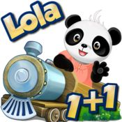 Lola's Math Train - oin Lola on her journey as she makes her way through a fun filled environment of bright colors, interactive characters and creative problem solving to get all of her friends to a party! Specifically designed for children 3-7 years old, Lola's Math Train encourages children to learn key skills like adding, subtracting and puzzle solving all while having fun!