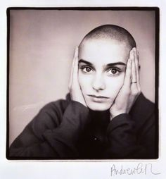 Sinead O'Connor  by Andrew Catlin