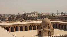 Ibn Tulun mosque Cairo Egypt