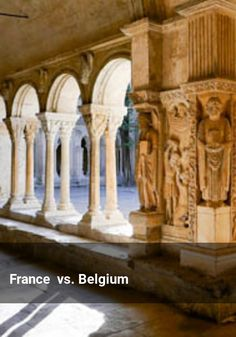 France vs. Belgium : which is more expensive?