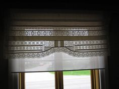 Valance Curtains, Home Decor, Decoration Home, Room Decor, Home Interior Design, Valence Curtains, Home Decoration, Interior Design