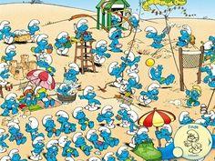 Smurfs Favorite Cartoon Character, My Character, Character Drawing, Cartoon Toys, Cartoon Characters, Smurfette, Saturday Morning Cartoons, Kids Zone, My Childhood Memories