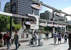 personal rapid transport - Google Search