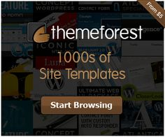 ThemeForest is an Envato Marketplace. At ThemeForest you can buy and sell HTML templates as well as themes for popular CMS products like WordPress, Joomla and Drupal with prices ranging from just $5 up to $40. Items are priced on the complexity, quality and use of the file. The site is home to a bustling community of web designers and developers and is the biggest marketplace of its kind.