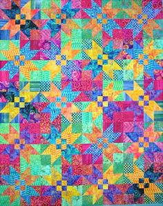 Beautiful patterns and colors