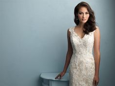 Soft, Pretty, Elegant at Hart's Tux and Gowns!