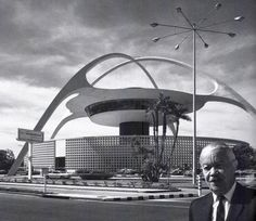 Paul R. Williams was one of the most well known 20th Century African American architects. Early in his career, Williams designed mostly houses, but in the 1950s and 1960s he designed some of the most distinctive public buildings in Los Angeles. Williams's best-known building is probably the Theme Building at Los Angeles International Airport, which he designed with William Pereira.