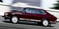 Тот Saab 99 Turbo, которым открывалась эта серия, был жемчужно¬белым. Он поразил Автосалон во Франкфурте в 1977-м. Неповторимый цвет корпуса как бы подчеркнул революционное