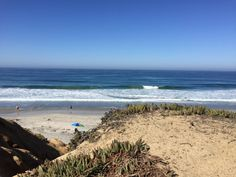 Surfing in Southern California