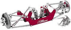 Resultado de imagen de pushrod suspension