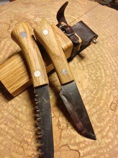 二丁差しミニ - Mini Japanese mountain worker's blade
