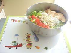 Copycat Paneras Fuji Apple Chicken Salad - love this.