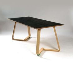 Folding Sawhorse Tables: Trestle Legs Table is the Short-on-Cash Solution to Small Spaces