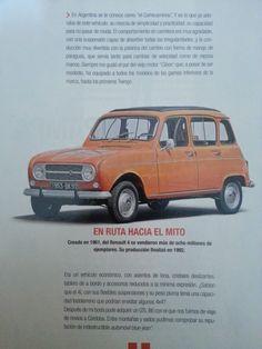 Descripción de las bondades del Renault 4  Cambio e-shop por Renault 4 en regla