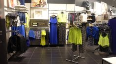 Merchandising, Spring 2014. Trend: Neon Boho. Shop: Newlook Meadowhall.