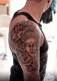 Never settle for less tattoos - Gent - Belgium