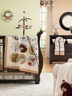@Mallory Jackson not ripping you off or anything, but i adored this nursery theme...