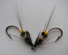 Defeo Gold Salmon Nymph