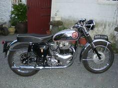 1962 BSA Rocket Gold Star 650cc - Silverstone Auctions