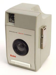 Kodak Brownie Vecta, in 1963