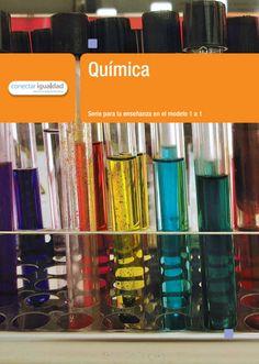 Química Vol. 1 Serie para la enseñanza en el modelo 1 a 1