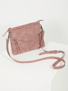 Laurie Vegan Crossbody from Free People!