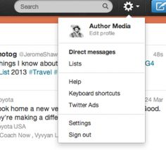 How to Set Up a Professional Twitter Profile