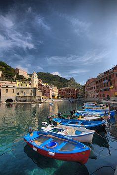 Vernazza (Cinque Terre), Liguria, Italy