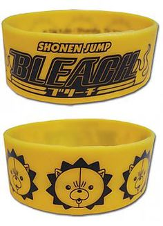 Bleach Wristband - Kon