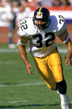 Franco Harris - four Super Bowl wins and MVP of Super Bowl IX, marked the first time the award was bestowed on a player of African-American or Italian-American descent