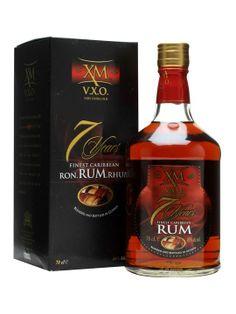XM VXO Rum 7 Year Old : Buy Online - The Whisky Exchange