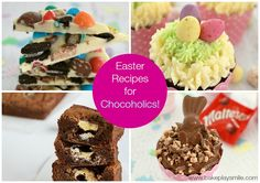 The Very Best Easter Recipes For Chocoholics | Bake Play Smile