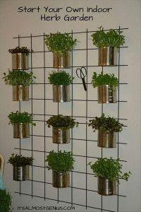 Easy Build Vertical #Gardening Ideas