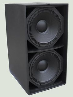 PRO AUDIO - Subwoofer Series - LW SW G718-2 #subwoofer #professional #audio…