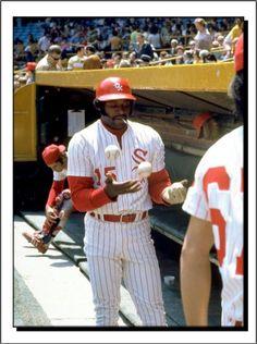"""e708402e8b6 Dick Allen. Mike Beyer · Chicago White Sox · """""""