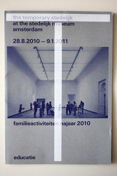 The Temporary Stedelijk — Armand Mevis + Linda Van Deursen