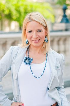 Untitled Turquoise Necklace, Blog, Jewelry, Fashion, Moda, Jewlery, Jewerly, Fashion Styles, Schmuck