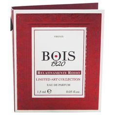 Bois 1920 Relativamente Rosso Unisex 0.05-ounce Eau de Parfum Splash Vial