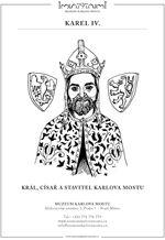 Karel IV. | Muzeum Karlova Mostu Medieval Times, Teaching, Education, Cas, School, Historia, Cuba, Nostalgia, Onderwijs