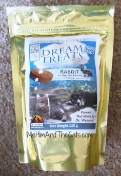 Wysong Dream Treats Review