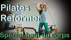 Pilates Reformer: Spécial haut du corps (démo)