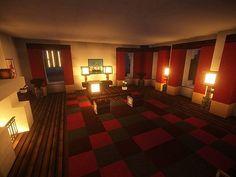 Snows Mansion | Minecraft House Design