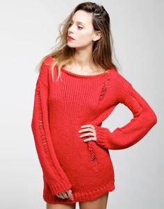 I love Wool and the Gangs Nirvana Sweater