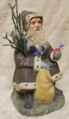 Original Santa by Scott Smith © Rucus Studio 2014