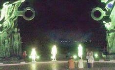 EXTRATERRESTRE ONLINE: MÉXICO: Três Seres de Luz são Capturados em Fotografia: Seriam (ALIENÍGENAS ?)